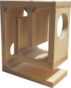DIY Bookshelf Speakers - DIY Bookshelf Speakers : 4 Steps – Instructables The Effective Pictures We Offer You About diy A - Diy Bookshelf Speakers, Speaker Box Diy, Wooden Speakers, Speaker Plans, Speaker Box Design, Bookshelf Diy, Diy Subwoofer, Subwoofer Box Design, Home Audio Speakers
