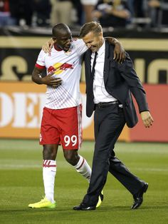 BWP Setting Prolific Standards for Red Bulls