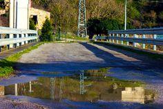 Mirrors on the bridge by Alessio Tedesco, via 500px