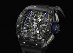 Richard Mille : nouveau visage pour deux montres iconiques