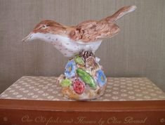 Wood Thrush by Julie Whitmore  theconstantgatherer.blogspot.com