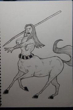 Centauro / Centaur
