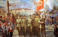 İzmir Marşı'nın sözleri nasıldır? #tarih #beste #izmir