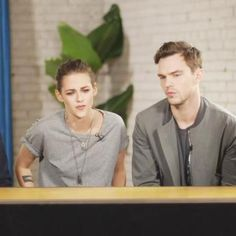 Movies: Kristen Stewart and Nicholas Hoult on the importance of emotions in Equals