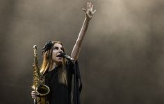 PJ Harvey, Primavera Sound 2016. ph: Toni Rosado