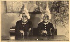 Zusjes Ria en Ida Sier