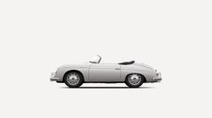 30 Beautiful Illustrations of Iconic Classic Cars. Wall worthy.