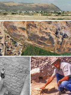 "The ancient city of Jericho is the world's oldest walled city, with evidence of stone fortifications dating back nearly 9,000 years; long before the ""walls came tumblin' down"" events depicted in the Bible. Archaeological digs have turned up traces of habitation that are even older: up to 11,000 years ago!"