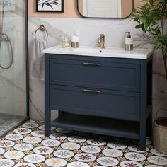 Merlin, Vanity, Bathroom, Color Azul, House, Patio, Frases, Home, Closets