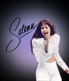 Selena canta con los angeles