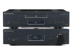 Cambridge Audio Azur 851 Series hi-fi separates