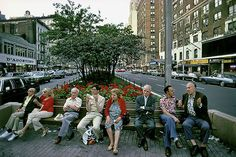 Photographs of New York City in the 80's