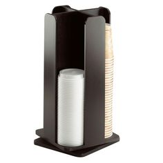 8W x 8D x 18.25H Midnight Revolving Cup/Lid Organizer Tags: Midnight Bamboo Collection; Cup Organizers; Midnight Bamboo Collection; Bamboo Cup Organizers;Bamboo Black Cup Organizers;Bamboo Round Cup Organizers; https://www.ktsupply.com/products/32801336189/8W-x-8D-x-1825H-Midnight-Revolving-CupLid-Organizer.html