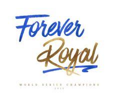 Kansas City Royals Poster Kansas City Royals by SaltwaterKittens