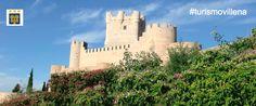 Tenemos una gran noticia!  Mañana se inaugura de forma oficial el Castillo de la Atalaya a las 10:30 horas y próximamente se abrirá al público con visitas guiadas. Turismo Villena  #villena #castillo #turismovillena