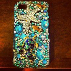 Custom Rhinestone Phone Case
