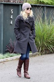 Reese Witherspoon - Wool Coat