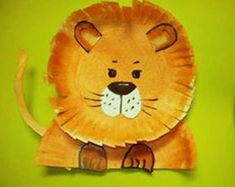Pin by Cathy Coleman On toddler and Kid Stuff Inspiration Of Paper Plate Lion Preschool Crafts paperplatecrafts paperplatecraftsforkids kidscrafts animalcrafts simplecrafts diyproject Paper Plate Art, Paper Plate Animals, Paper Plate Crafts For Kids, Animal Crafts For Kids, Art For Kids, Paper Plates, Zoo Crafts, Monkey Crafts, Bible Crafts