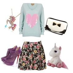 Brittany S. Pierce Inspired Outfit