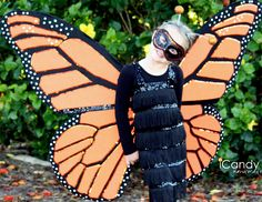 Emily was dead-set on being a Monarch Butterfly this year.  I half-heartedly looked online at costumes, and nothing really stood out.  Monarch Butterfly wings are amazing.  I wanted wings that would be the star of the show. I also wanted big wings.  Like to scale. I thought about this costume for weeks before I actually(...)