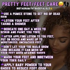 Glow up tips for pretty hands and pretty feet tips for teens tips in tamil tips tricks for face for hair for makeup for skin Girl Advice, Girl Tips, Girl Life Hacks, Girls Life, Skin Tips, Skin Care Tips, Glow Up Tips, Baddie Tips, Hoe Tips