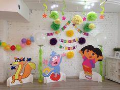 Dora's Party