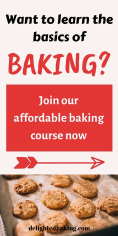 Want to learn baking? Join our affordable baking course and become an expert in baking. Cake Recipes For Beginners, Baking For Beginners, Fun Easy Recipes, Yummy Recipes, Baking Basics, Baking Tips, Baking Recipes, Kid Favorite Recipe, Favorite Recipes