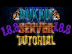 How To Setup a Bukkit/Spigot Server (Minecraft 1.8.8) - http://dancedancenow.com/minecraft-lan-server/how-to-setup-a-bukkitspigot-server-minecraft-1-8-8/