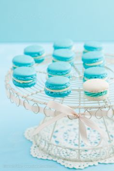 Macarons by Elisabeth Coelfen on 500px