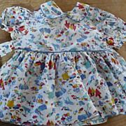 Vintage Disney Snow White Childs Dress