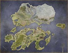 109 Best Fantasy Maps images