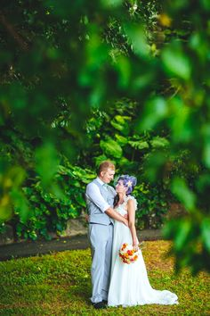 Brit and Tim – Kualoa Ranch Wedding on Oahu!Photos by The Goodness, Molii Gardens