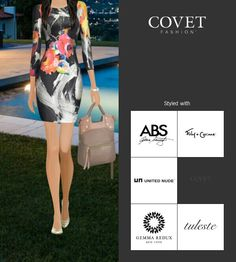 New covet fashion game for me