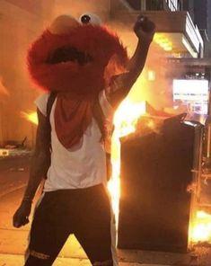 Foto tomada a un protestante luego de la difusión de correos por parte de anonymous Funny Reaction Pictures, Funny Pictures, Cursed Images, Mood Pics, Really Funny, Trippy, Aesthetic Pictures, Funny Images, Dankest Memes
