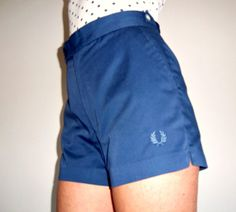 vintage Fred Perry shorts - ladies size 12