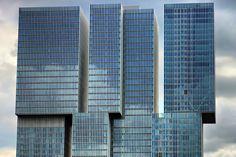 https://flic.kr/p/wMjoXH | De Rotterdam | Architect: Rem Koolhaas (Office for Metropolitan Architecture)