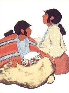 Pueblo Song by Katalin Ehling