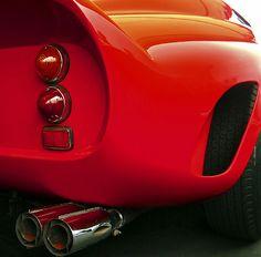 FERRARI 250 GTO REAR