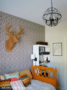 Reader Redesign: Jesse's Son's New Space | Young House Love