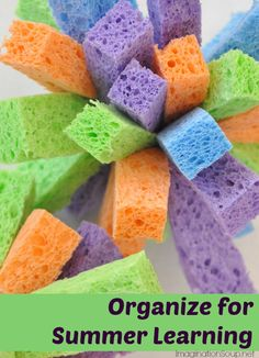 Organize for earning 4 Essentials for Summer Learning Organization with age appropriate activities Learning Apps, Kids Learning Activities, Summer Activities For Kids, Summer Kids, Hello Summer, Summer Lesson, Creative Writing Ideas, Learning Organization, Book Reviews For Kids