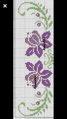 1 million+ Stunning Free Images to Use Anywhere Cross Stitch Books, Cross Stitch Borders, Cross Stitch Flowers, Cross Stitch Designs, Cross Stitching, Cross Stitch Patterns, Quilt Patterns, Beaded Cross Stitch, Cross Stitch Embroidery