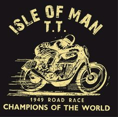 What separates children from men! Bike Poster, Motorcycle Posters, Motorcycle Art, Racing Motorcycles, Vintage Motorcycles, Retro Helmet, T Race, Retro Bike, Garage Art