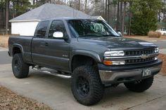 Pick up Chevrolet Silverado 2001 1999 Chevy Silverado, Chevy 4x4, Toyota Tacoma Bumper, Chevy 1500, Lifted Chevy Trucks, Sierra 1500, Truck Accessories, Dream Garage, Heartbeat