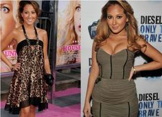 Celeb Surgery Adrienne Bailon Plastic Surgery Before and After