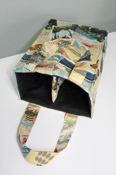 Looking for sewing project inspiration? Check out Wine Bottle Bag -Double by member Berry Birdy.