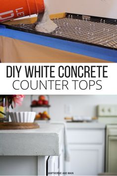 Best How To Make Concrete Countertops Look Like Marble 400 x 300