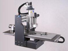 Frezarki na prowadnicach liniowych_fi 16 - F.H.U. Bak-Print