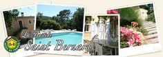chambres d\'hotes var - locations de vacances Var -  la bastide St Bernard - Le Thoronet et son Abbaye en provence