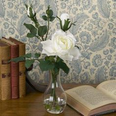 Of books and flower