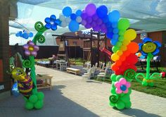 Одноклассники Balloon Arch, Balloon Garland, Balloon Decorations, Balloons, Projects To Try, Party, Homemade Home Decor, Decorating Ideas, Giant Balloons